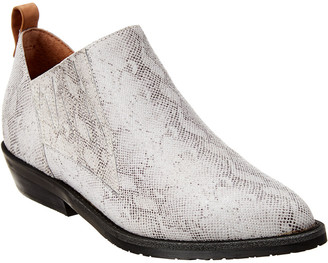 Gentle Souls By Kenneth Cole Neptune Western Leather Bootie