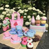 Crafts4Kids Soft Play Picnic, Afternoon Tea And Food Sets