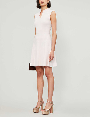 Ted Baker Sharn sleeveless woven midi dress
