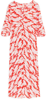 Arket Bias-Cut Dress