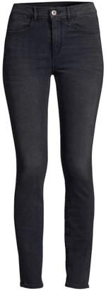 3x1 W3 Channel Mid-Rise Seam Skinny Jeans