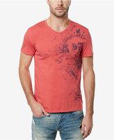 Buffalo David Bitton Men's Tavan Graphic-Print Cotton T-Shirt