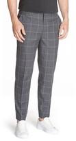 Lacoste Men's Check Flannel Pants