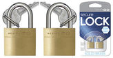 NEW Go Travel Case Lock Set 2pce