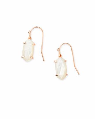 Kendra Scott Lemmi Drop Earrings in Rose Gold