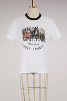 MAISON KITSUNÉ Cotton Van t-shirt