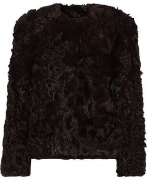 Stand Studio Christy Shearling Coat