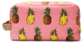Dolce & Gabbana Pineapple-print large washbag
