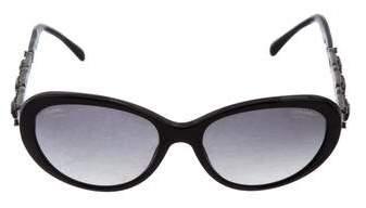 Chanel Bijoux CC Sunglasses