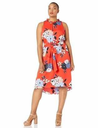 Rachel Roy Women's Plus Size Concetta HIGH Low Dress