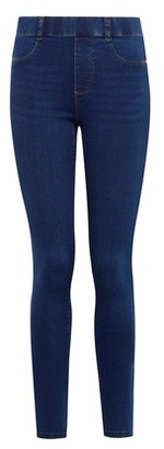 Dorothy Perkins Womens Dp Tall Rich Blue 'Eden' Organic Denim Premium Jeans, Blue