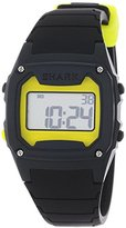 Freestyle Unisex 102279 Classic Triple Black Digital Strap Watch