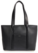 Skagen Lisabet Leather Tote - Black
