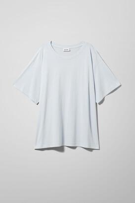 Weekday Rebecca Oversized T-shirt - Black