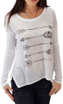 Roper Arrows Long Sleeve Top