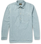 Jean Shop Ethan Cotton-Chambray Shirt