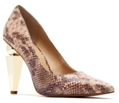Katy Perry Memphis Cone Heel Pumps Women's Shoes