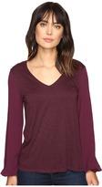 Lilla P Full Sleeve V-Neck Women's Clothing