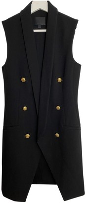 Intermix Black Jacket for Women