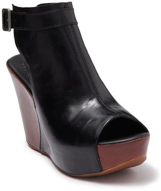 Kork-Ease Berit Leather Wedge Sandal