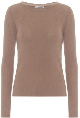 S Max Mara Mattia wool sweater