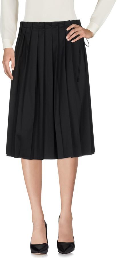 Veronique Branquinho 3/4 length skirts - Item 35369557DM