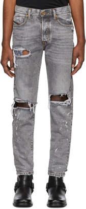 Diesel Black M Harky Jeans