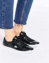 Lacoste Leather Ziane Black Sneaker PRC Sneakers