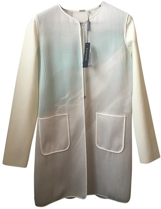 Elie Tahari White Jacket for Women