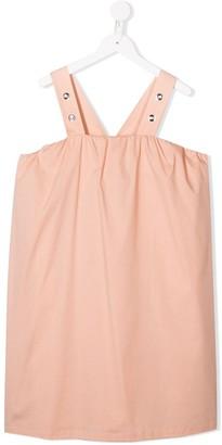 Andorine Eyelet Embellished Dress