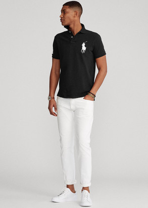 Ralph Lauren Big Pony Mesh Polo Shirt - All Fits