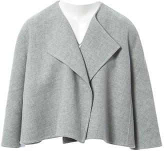 Chloé Grey Wool Jackets