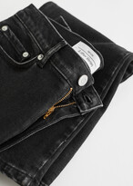 Thumbnail for your product : And other stories Crush Cut Cropped Jeans