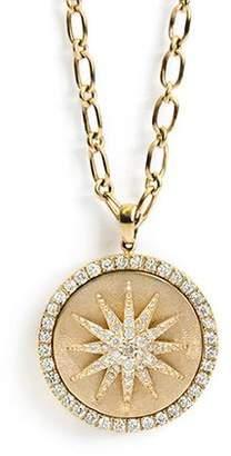 Anzie Royale Celestial Burst Medallion