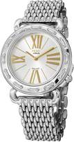 Fendi Women's F81236HBR8153 Analog Display Swiss Quartz Watch