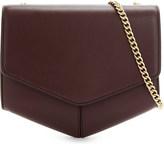 Sandro Lou medium leather cross-body bag