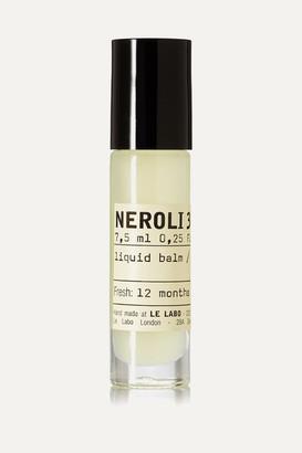 Le Labo Neroli 36 Liquid Balm, 7.5ml - Colorless