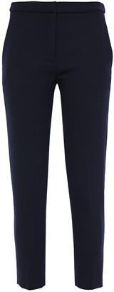 Sandro Andy Cropped Twill Skinny-leg Pants