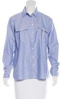 Frame Oxford Long Sleeve Shirt