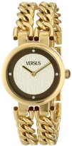 Versus By Versace Women's SGR040013 Berlin Analog Display Japanese Quartz Gold Watch