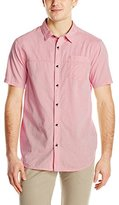 Columbia Men's Campside Crest Short Sleeve Shirt