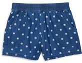 Splendid Girls' Printed Denim Shorts - Big Kid