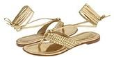 KORS Gem (Platino Nappa) - Footwear