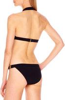 Michael Kors Belted Halter Bikini