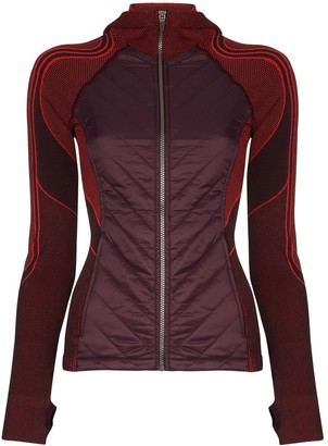 Sweaty Betty seamless running jacket
