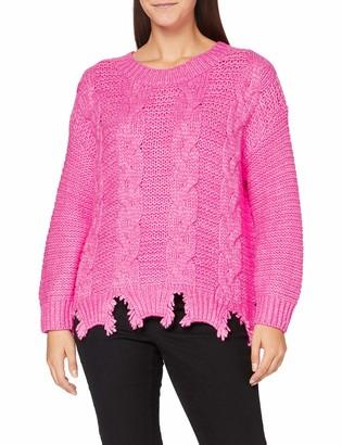 Replay Women's Dk7086.000.g22650 Pullover Sweater