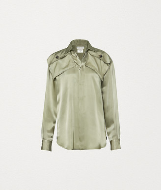 Bottega Veneta SHIRT IN COTTON TWILL