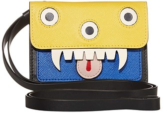 Marni Monster Case (Yellow/Blue/Black) Handbags