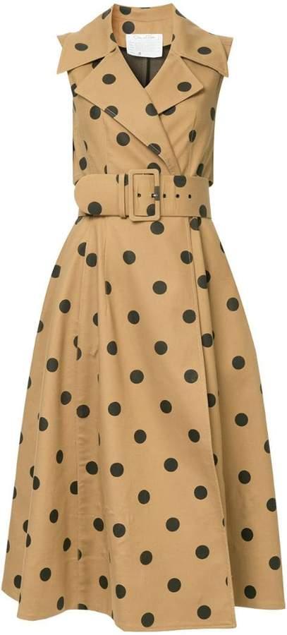 28a8801c00d Polka Dot Wrap Dress - ShopStyle Australia