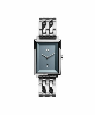 MVMT Women's Analogue Quartz Watch with Stainless Steel Strap D-MF03-SS
